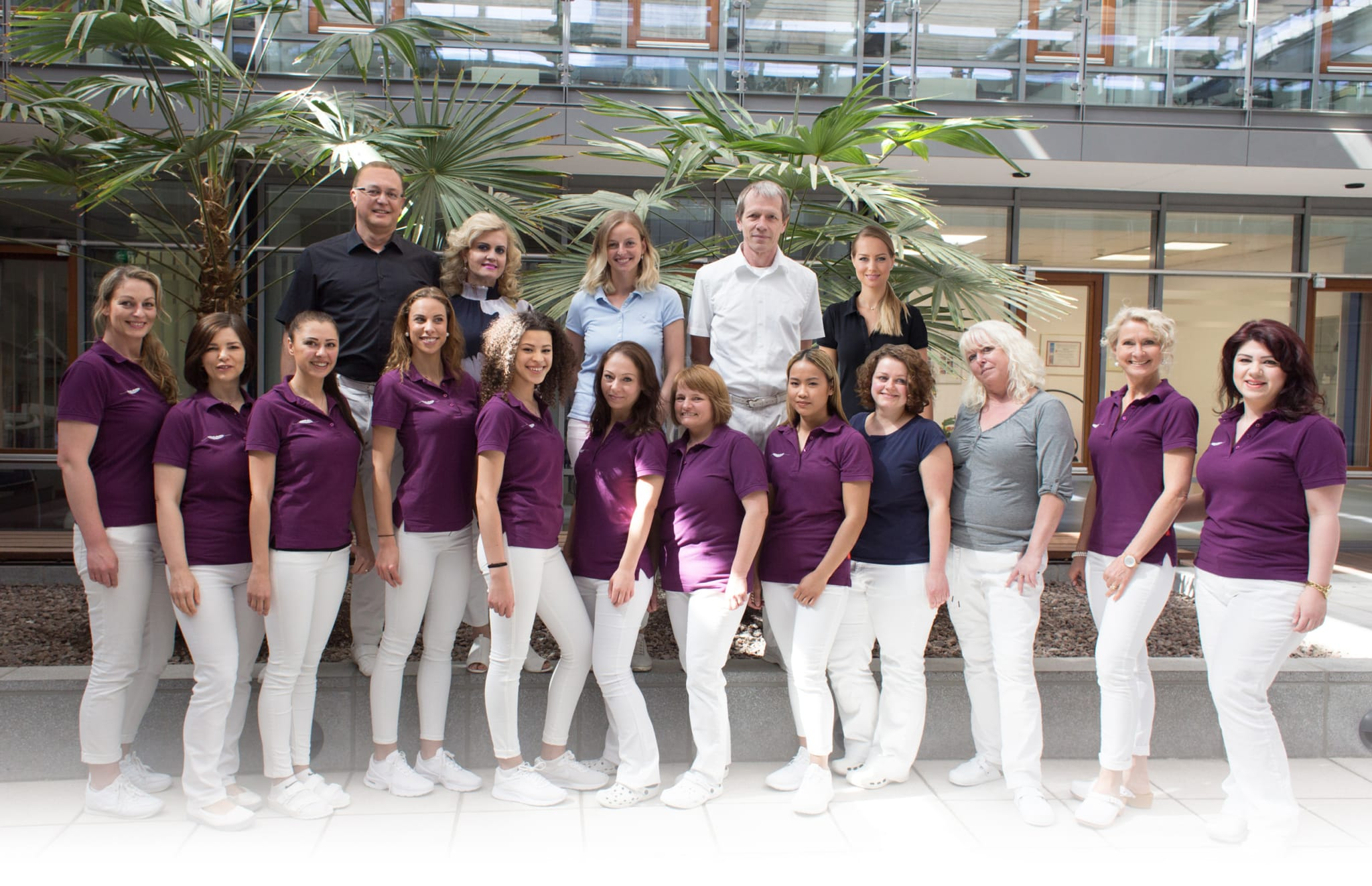Team der Kieferorthopädie Erlangen